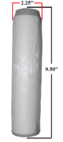 Sediment Replacement Filter SE-01