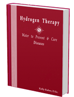 Get your copy of Hydrogen therapy water to prevent and cure diseases
