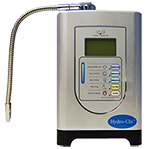 Alkaline hydrogen water machine